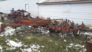 18 ft cultivator