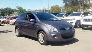 2011 Hyundai i20 PB MY11 Active White 5 Speed Manual Hatchback Coombabah Gold Coast North Preview