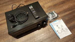 Sony STR-DH750 7.2-channel home theatre receiver with speakers