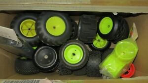 Various off road wheels and tires