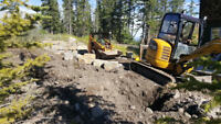 Excavator Owner/Operator Wanted