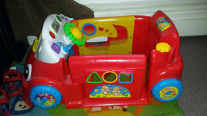 Kids Play Car