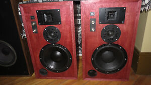 JBL L 150 Updated Modified, Super Sounding Speakers