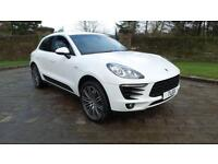 2014 Porsche Macan S Diesel 5dr PDK Over 11000 factory extras fitted 2.99 AER...