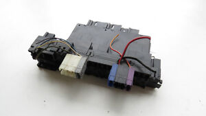 Mercedes 1998-2006 S and C-Class OEM Fuse Box Passenger Side