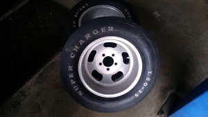 15x10 Aluminum wheels gm bolt pattern