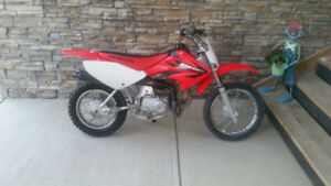 Honda CRF70f For Sale