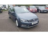 2014 VOLKSWAGEN PASSAT EXECUTIVE TDI BLUEMOTION TECHNOLOGY SALOON DIESEL