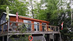 Baptiste Lake cottage for sale