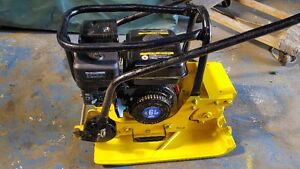 Used Bomag Plate Tampers