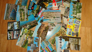 25 Post Cards. ( not used )