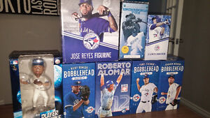 Toronto Blue Jays Bobbleheads Collection of 8 in Original Boxes