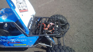 new axial wraith , modded and super clean....rc scx10 Kitchener / Waterloo Kitchener Area image 4