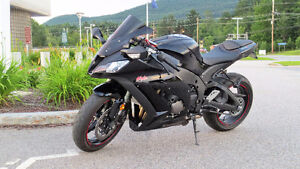 Kawasaki Zx10R ABS Black Edition