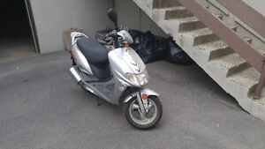 2008 kymco vitality scooter for sale