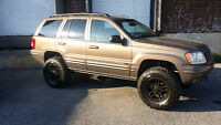 2001 Jeep Grand Cherokee Limited VUS