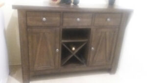 NEW BEAUTIFUL DINING ROOM HUTCH