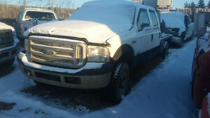Parting out 2005 F350 xlt 4x4