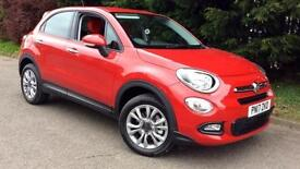 2017 Fiat 500X 1.4 Multiair Pop Star 5dr Manual Petrol Hatchback