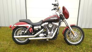 Harley dyna fxdc 2012