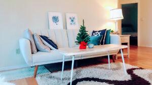Convertible Sofa - $350 Burnaby