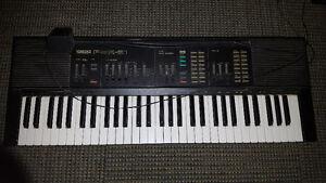 Yamaha PSR 31 keyboard