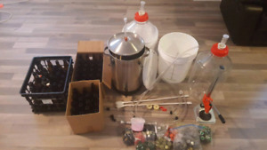 Home Brew - Beer Making Supplies