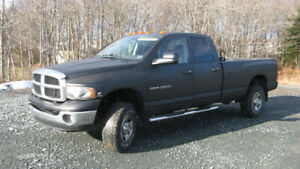 2005 Dodge Ram 2500 Cummins Turbo Diesel for sale!!