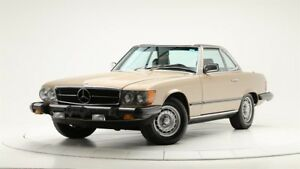 1982 Mercedes-Benz Unlisted Item
