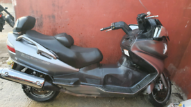Suzuki Burgman 650 Executive 2006