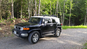 2007 Toyota FJ Cruiser C package SUV, Crossover