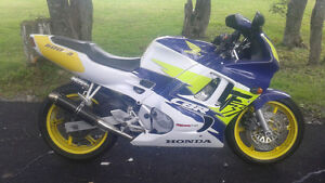 95 cbr 600 f3 for sale owned by motorcycle mechanic