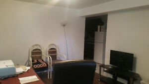 2 bedroom basement near square 1 for rent  from July15th.