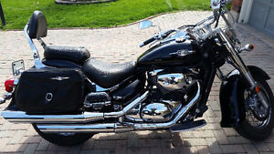 2007 Suzuki Boulevard C50 in MINT CONDITION! LOW KILOMETERS! Jus