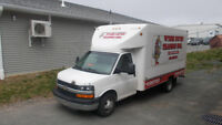 Wanted Driver to drive cube van & deliver furniture & appliances