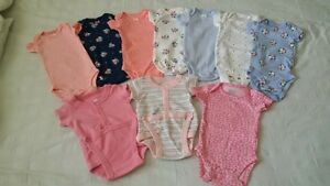 NEW BORN BABY GIRL CLOTHES - NEVER WORN
