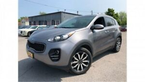 2017 Kia Sportage EX AWD Alloy Wheels - Back Up Camera -