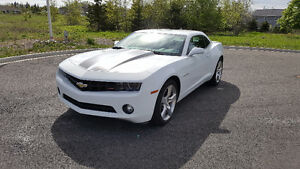2010 Chevrolet Camaro RS Coupe (2 door)