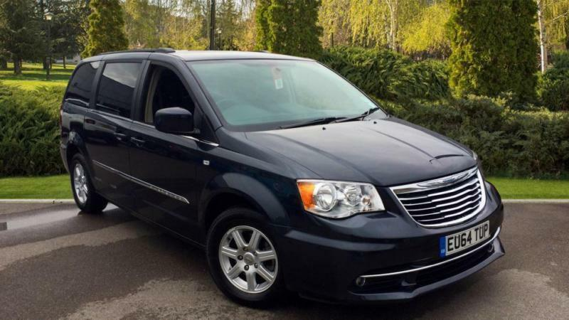 2014 Chrysler Grand Voyager 2.8 CRD SR 5dr Automatic Diesel Estate