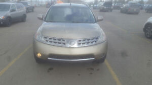 2007 Nissan Murano SL SUV *WINTER TIRES*