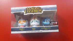 Funko pop 3-pack LOL excl. GS