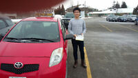GET CAR DRIVING LESSONS FROM A 5* INSTRUCTOR