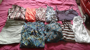 Bag Full Of Women's Size XL Summer Clothing