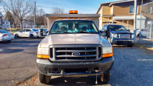Appel d'offre Ford F-450