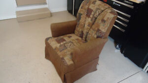 A Pair of RV Chairs