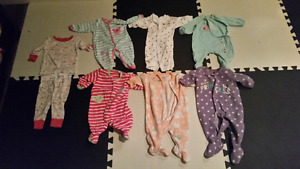 3 months girl clothes