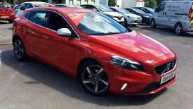 2014 Volvo V40 D2 R DESIGN Lux 5dr Manual Diesel Hatchback