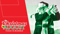 2019 Christmas in August Texas Scramble