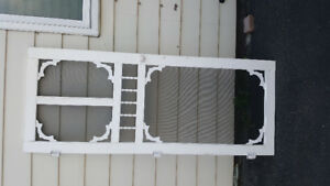 Vinyl Screen Door For Sale