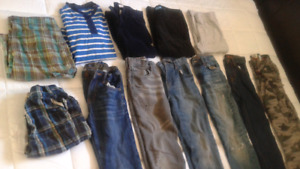 Boys Brand Name clothes size 12-14
